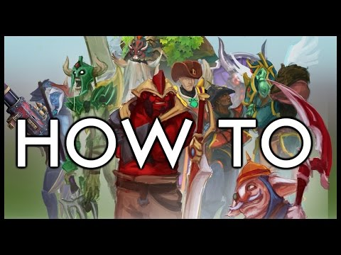 Dota 2 Mods | HOW TO PIMP MY PEON!!