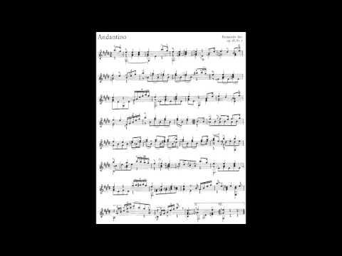 Fernando Sor - Galope Op 32 Nro 6