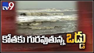 Cyclone Phethai: Sea levels rises to 6 meters in Kakinada Beach