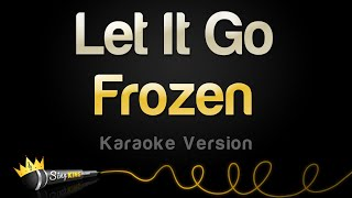 Download Song Frozen - Let It Go (Idina Menzel) (Karaoke Version) Free StafaMp3