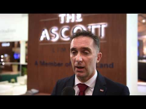 ATM 2016: Vincent Miccolis, area general manager, The Ascott Limited