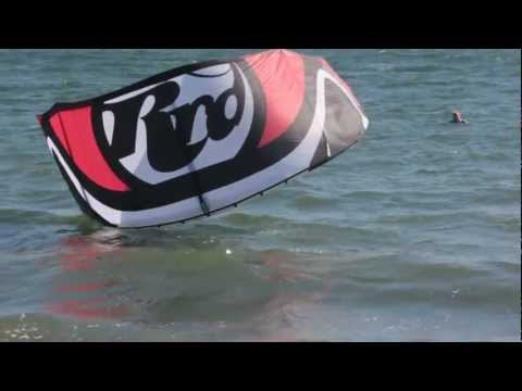 How to Relaunch a Kiteboarding Kite: Learn to Kiteboard