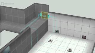 Making an Advanced Map Timelapse - Portal 2 DLC Preview