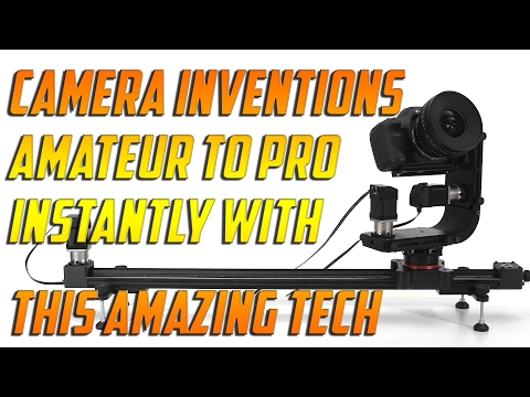 7 INSANE Camera Tech YOU NEVER KNEW EXISTED ▶ STRAIGHT FROM THE FUTURE