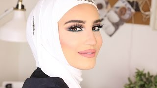 How To: My Eid Look With Smashbox