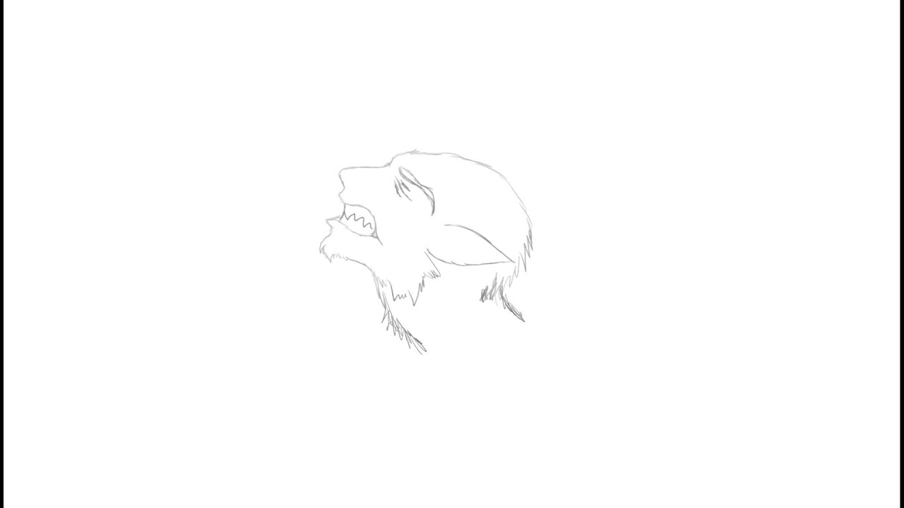 Werewolf Anime Transformation Werewolf Transformation 2d