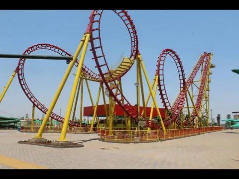 Wonderla Amusement Park - Hyderabad