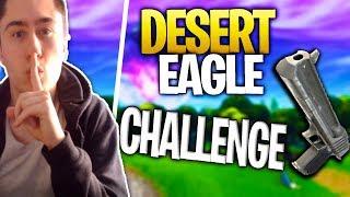 ONLY DESERT EAGLE CHALLENGE (SCHWER)
