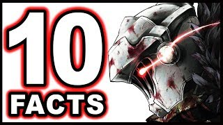Top 10 Goblin Slayer Facts You Didn't Know!