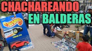 TIANGUIS DE HOT WHEELS CLUB BALDERAS/ CACERIA