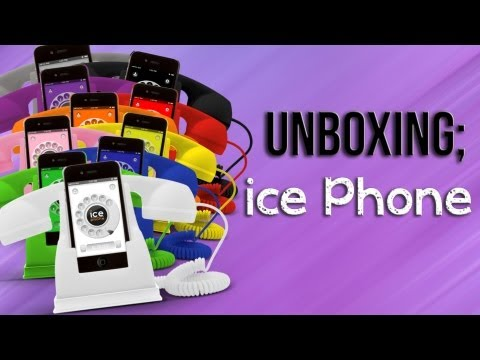 Unboxing | Ice Phone.