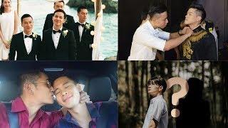 Khi sao Việt công khai yêu đồng giới :Người hạnh phúc viên mãn, người chuốc lấy đau thương