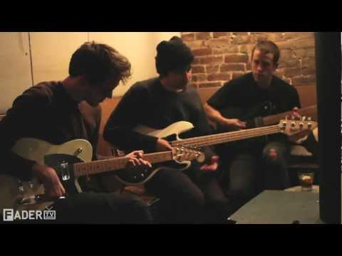 FADER TV: Open Bar with Cloud Nothings