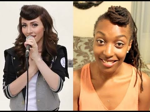 Karmin Suicide Roll Hair Tutorial | How To Make & Do Everything!