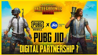 PUBG JIO DIGITAL PARTNERSHIP SOON ? LATEST NEWS ON PUBG UNBAN ( PUBG MOBILE )
