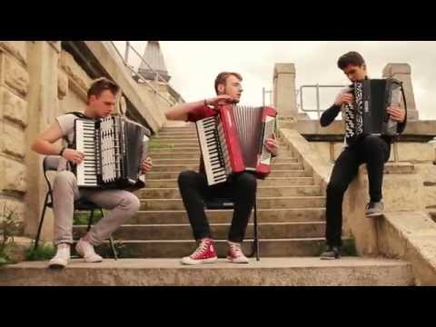 Fun. - We Are Young - Crazy Accordion Trio cover