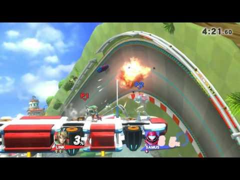 Super Smash Bros. Wii U Did I just walk up slowly and jab?