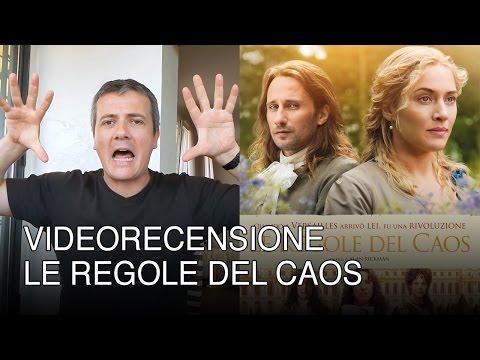 Le Regole del Caos - di Alan Rickman, con Kate Winslet e Matthias Schoenaerts