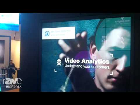 ISE 2016: Beabloo Details its Video Analytics