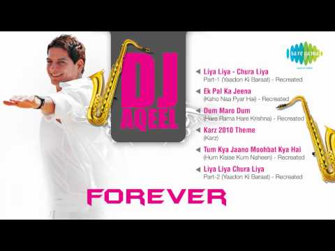 DJ Aqeel Forever Jukebox | Hindi Remixes | Party Songs | DJ...