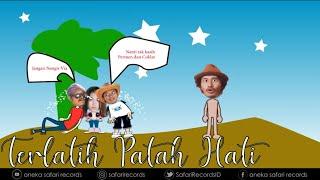 Via Vallen - Terlatih Patah Hati ( Official Music Video )