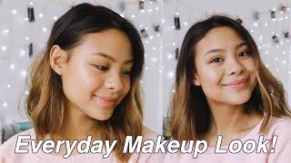 Simple Everyday Makeup Look! (Philippines)
