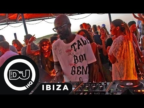 Black Coffee incredible sunset set Live From #DJMagHQ Ibiza