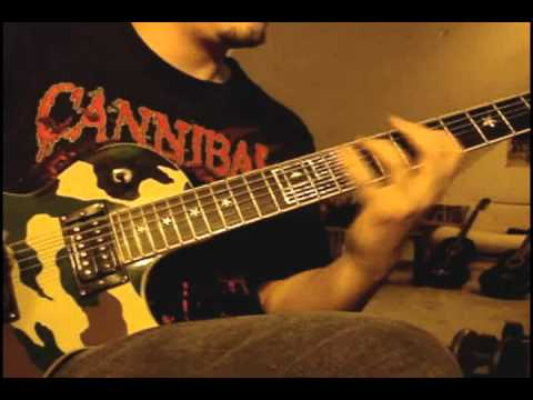 In Flames - December Flower (Guitar Cover)