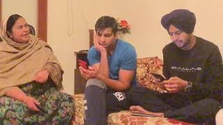 3 Bandar @ Tayi Da Gussa | Mr Sammy Naz | Tayi Surinder Kaur | Punjabi Funny Video