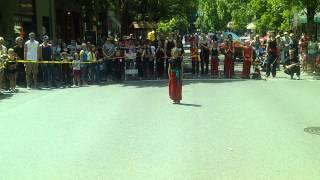Kung Fu mountain warriors at Turkey Rama
