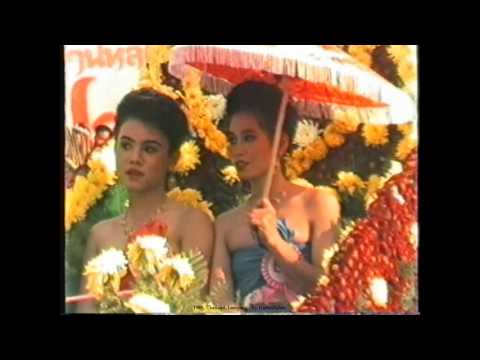 1989 Thailand   Lampang, Miss Lampang Election, Horse Carriage Festival, by HabariSalam