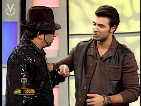 Leonel Ventura con JenCarlos Canelas 15-4-2012