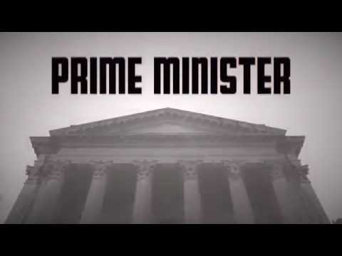 Dom Pachino - Prime Minister (Official Music Video - 2013)
