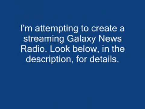 Galaxy News Radio Poster Galaxy News Radio Stream Read