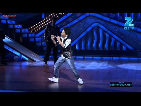 Dance Ke Superkids {Grand Finale} 720p 23rd September 2012 Video Watch Online HD Pt4