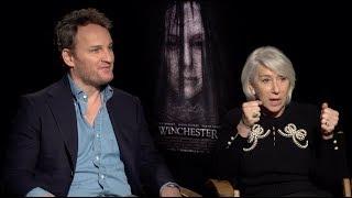 'Winchester' Stars Helen Mirren & Jason Clarke Share Their Own Real Life Ghost Stories
