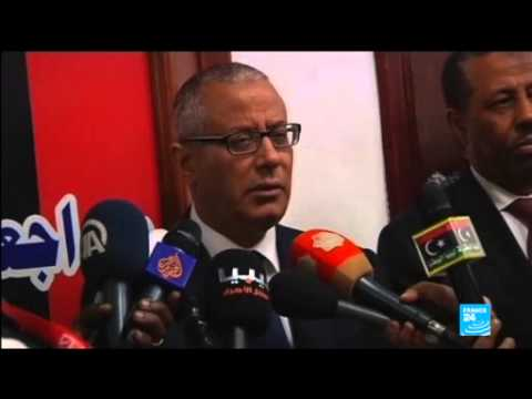 Ousted Libyan PM Zeidan says no-confidence vote was 'falsified'
