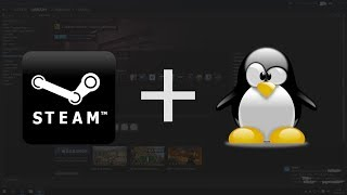 Windows games playable on Linux with new Steam update?!?!