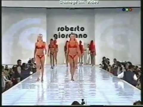 Natalia Graciano - Desfile Giordano Pinamar 97 thumbnail