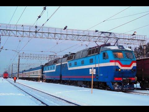 Поезд №383 (Санкт-Петербург - Ташкент)