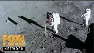 Live NASA celebrates the 50th anniversary of the Apollo 11 Moon landing