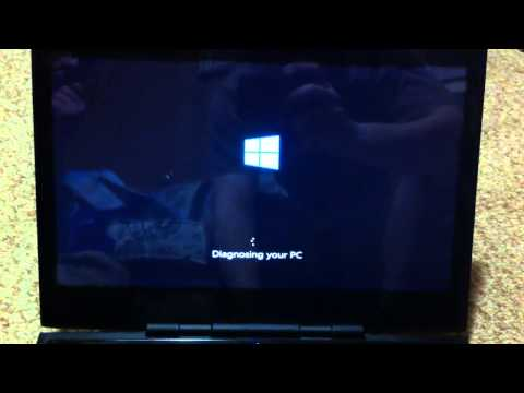 Windows 8 Boot Problem *Read Comments!*