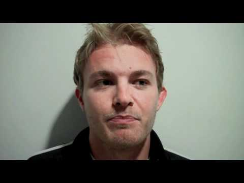 Nico Rosberg about the Malaysian GP 2012: