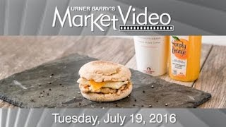 Chick-fil-A Egg White Grill Sandwich; Cal-Maine Foods Fiscal Results