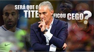 7 GRANDES jogadores que o TITE deixou de FORA da COPA AMÉRICA