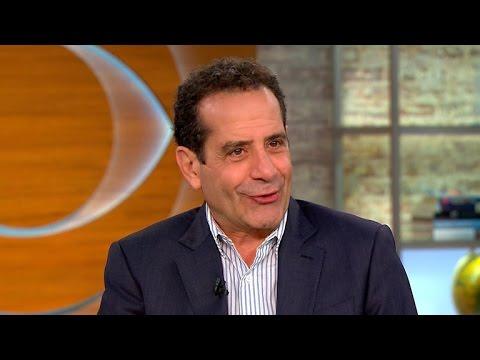 """Tony Shalhoub on new CBS show """"BrainDead"""" and career"""