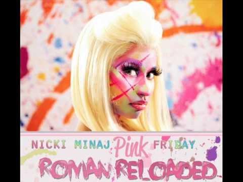 Nicki Minaj Ft. Chris Brown - Right By My Side Instrumental video