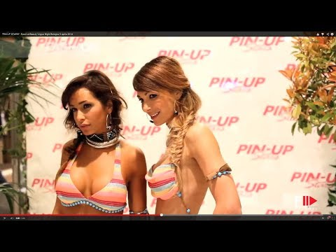 """PIN UP STARS""  Event at Beauty Vogue Night Bologna 5 aprile 2014"