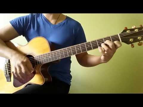 Thinking Out Loud - Ed Sheeran - Easy Guitar Tutorial (No Capo ...
