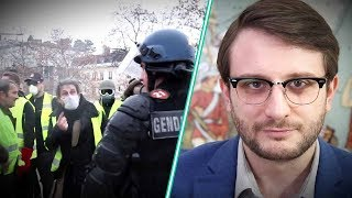 Will the French Police Join the Gilets Jaunes? | Jack Buckby